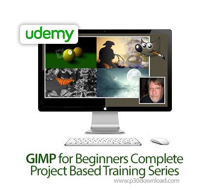 gimp basics introduction beginner tutorial exercise udemy gimp for beginners complete project based training
