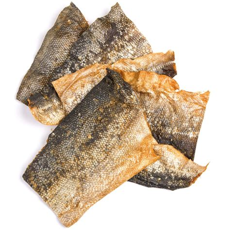 salmon skin for dogs outback salmon half fish skin treats 6 pack save 33