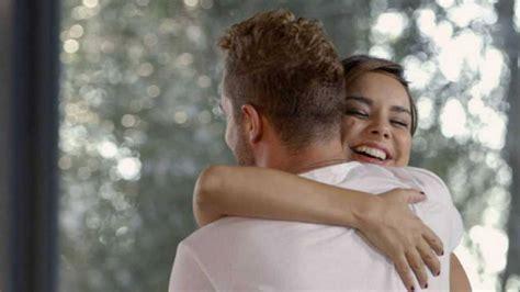imagenes abrazo emotivo ot el reencuentro muestra el emotivo abrazo entre bisbal y