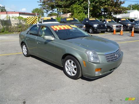 2004 cadillac cts silver 2004 silver green cadillac cts sedan 40302751 gtcarlot