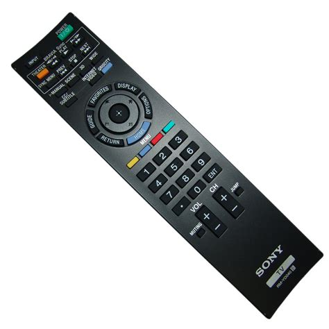 Remote Sony Projector original sony rm yd040 1 487 829 11 remote tv
