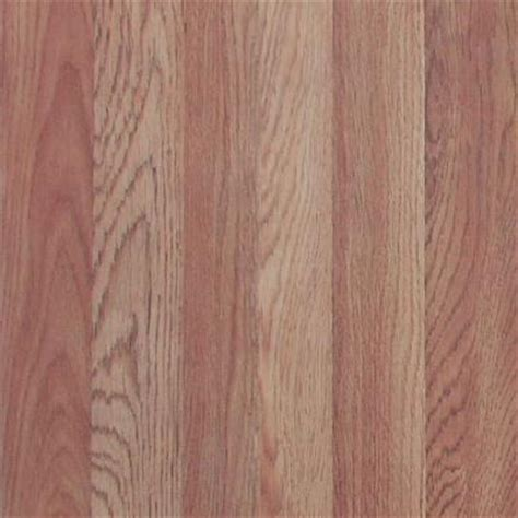 Traffic Master Laminate Flooring Trafficmaster Nolan Oak 7 Mm Thick X 7 64 In Wide X 47 95 In Length Laminate Flooring 25 43