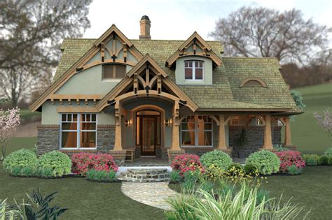 craftsman style house plan 3 beds 2 baths 1421 sq ft