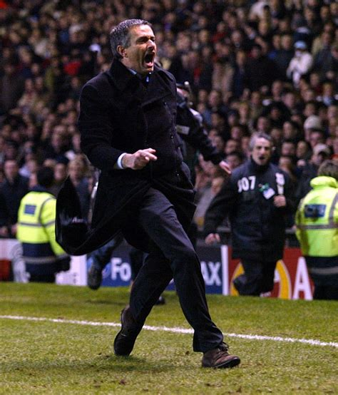 porto mourinho jose mourinho showed respect for united until sir