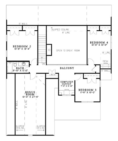house plans bonus room house plans with bonus rooms upstairs