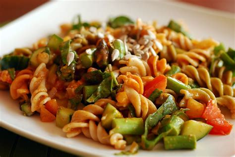 vegetables pasta vegetable pasta recipe aaha emi ruchi
