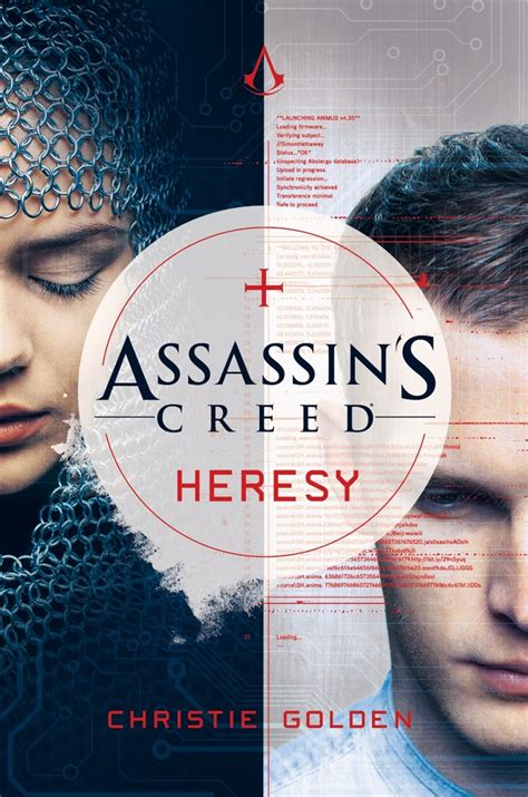 heresy assassins creed book 0718186982 不只拍電影 ubisoft增設出版事業推 刺客教條 新書 4gamers