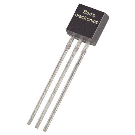 transistor bc327 bens electronics uw webshop voor arduino en elektronica producten