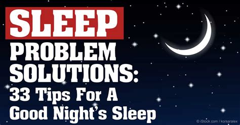 tips and solution sleep problems solution tips on how to sleep better