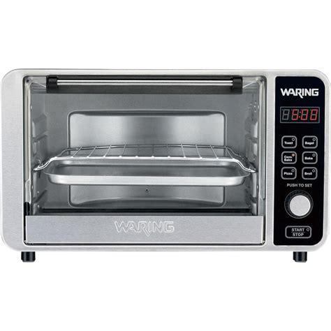 Best Deals On Toaster Ovens Waring Pro Digital Convection Toaster Oven For 69 99 Shipped