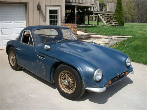 1965 Tvr Griffith For Sale Estate Sale Find 30 Year Stored 1965 Griffith 200 Bring