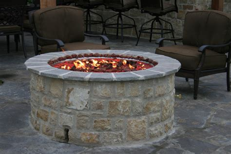 ideas for an outdoor feature pit outdoor