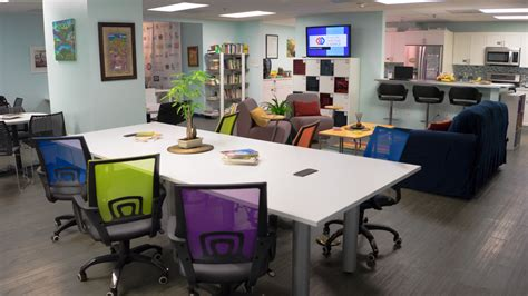 miami coworking space donate office furniture to charity