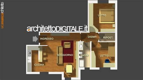 appartamento 75 mq progetto di interni di un appartamento di 75 mq pianta a