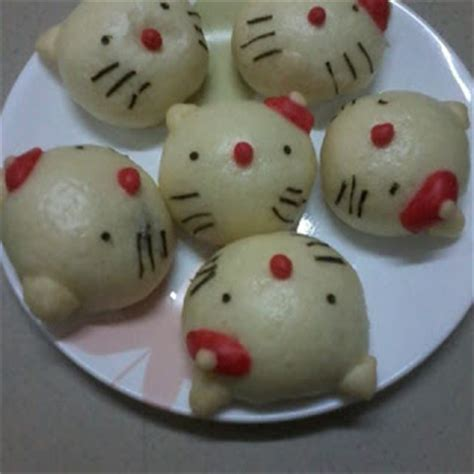 cara membuat gelang hello kitty resep cara membuat bakpao karakter bentuk hello kitty