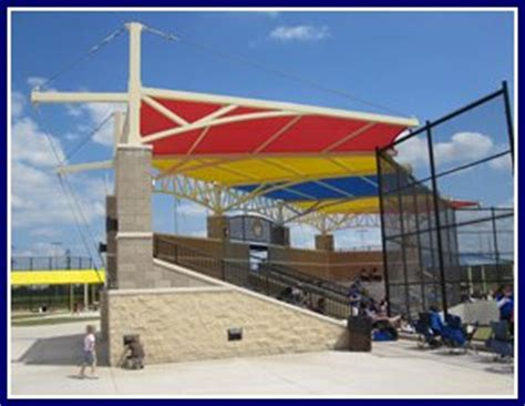 Toyota Railroad Park Sun Ports Prepares For A Summer Of Sun And Safe Shade