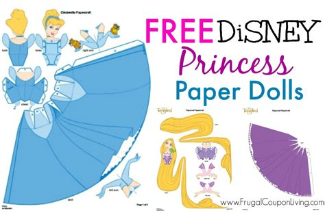 8 Best Images Of Free Printable Princess Paper Dolls Paper Princess Printable