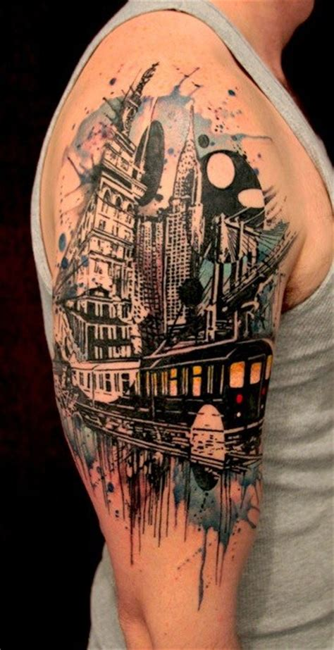 gotham tattoo nyc 3 sleeve tattoo designs for men tattoo ideas mag
