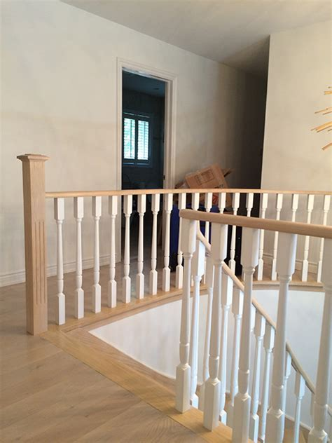 Nosing and new railing installation in Mississauga   Renew