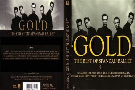 gold the best of spandau ballet the eurodisco shop spandau ballet