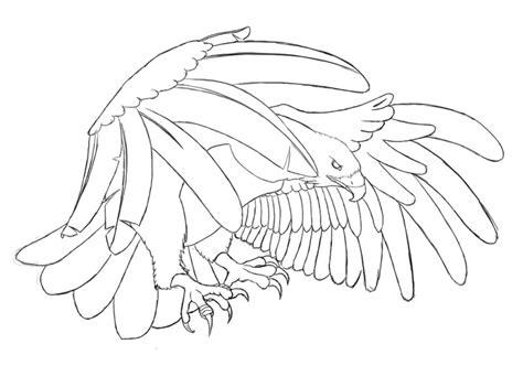 eagle tattoo line art eagle tattoo by paperori on deviantart