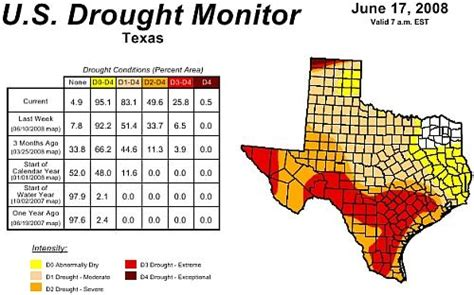 houston drought map now a tinderbox sciguy