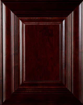 Mahogany Kitchen Cabinet Doors Cherry Wood Door Quot Dark Mahogany Quot Stain Cabinet Door