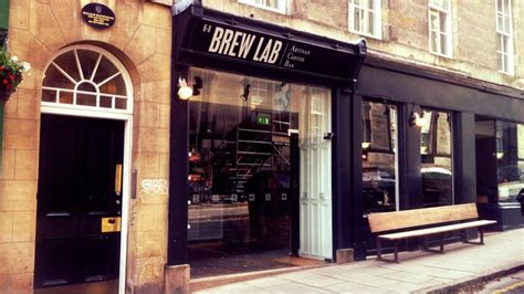 West End Garage Edinburgh by Brew Lab To Open Second Cafe On Queensferry In