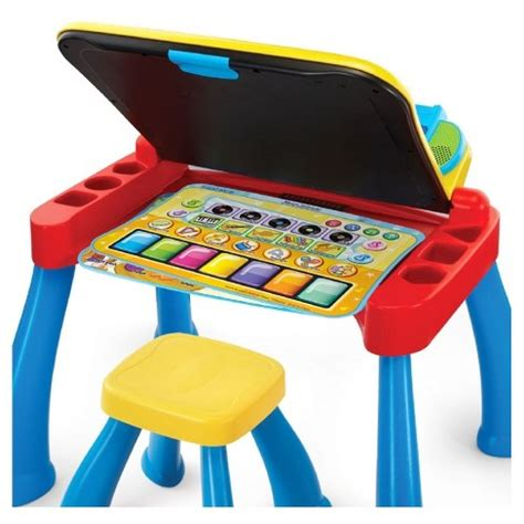 vtech touch and learn activity desk deluxe vtech 174 touch learn activity deluxe desk target