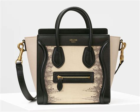 Bag Tas Nano Luggage Handbags 6707 check out all 44 of the bags with prices from c 233 line s winter 2016 lookbook purseblog
