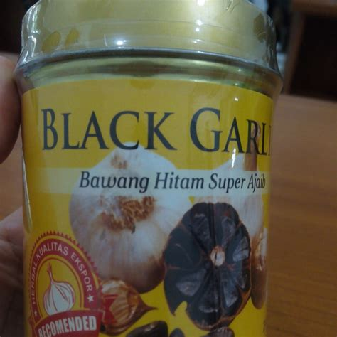 Herbal Black Garlic Bawang Hitam Original Supplier Herbal Indonesia grosir bawang hitam supplier black garlic distributor bawang hitam fermentasi murah