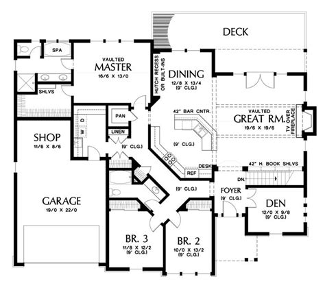 alan mascord floor plans scintillating alan mascord craftsman house plans