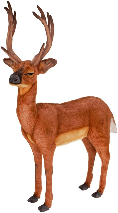 40 quot white tailed deer stuffed animal