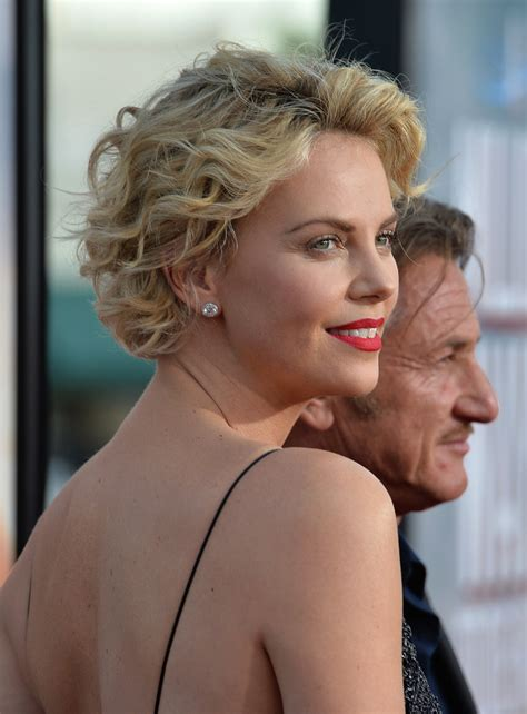 short wind blown hair cuts more pics of charlize theron short curls 46 of 67