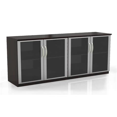 Metal Cabinets With Glass Doors Office Wall Cabinets With Glass Doors Pictures Yvotube