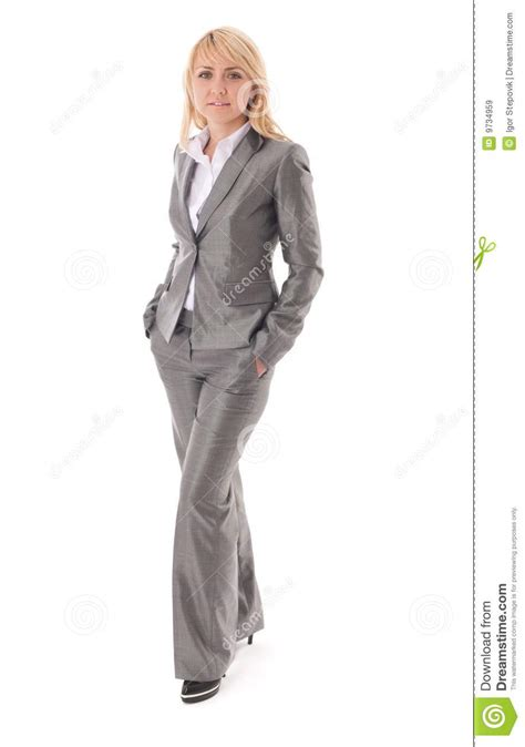 Dress Joyfull joyful businesswoman in dress royalty free stock