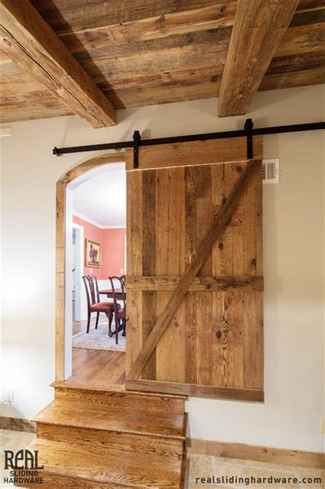 rustic sliding barn doors barn door installations rustic other metro by real