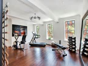 Home Gym Interior Design by 58 Well Equipped Home Gym Design Ideas Digsdigs
