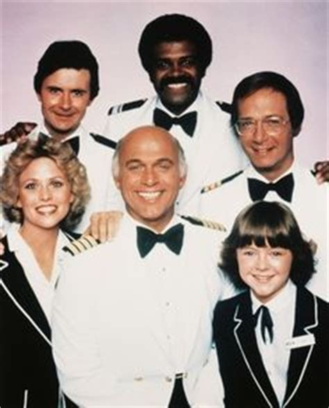 gopher s parents on love boat melissa sue anderson as cindy fred grandy on the