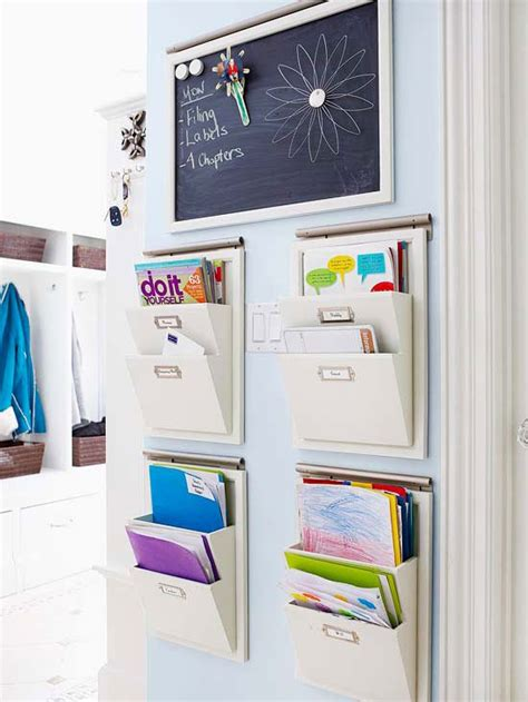 diy office organization 31 helpful tips and diy ideas for quality office organisation