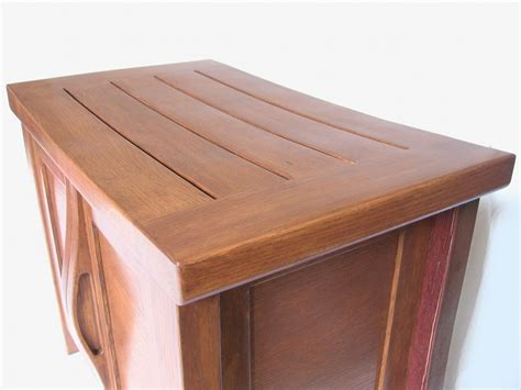 small bench with shoe storage elf small oak cabinet bench recycled wine fermentation
