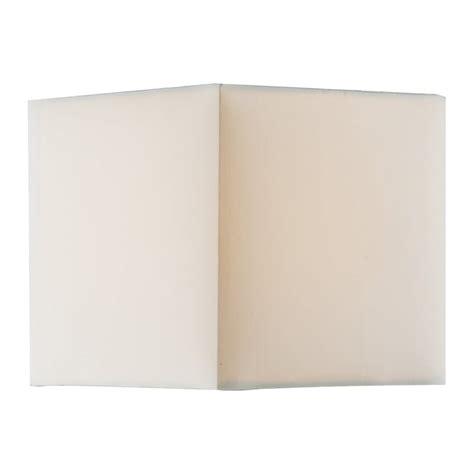 square lshade dar lighting ivory cotton square shade lighting type