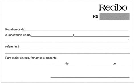 modelo de recibo para uocra baixe modelo de recibo de pagamento sal 225 rio servi 231 o simples