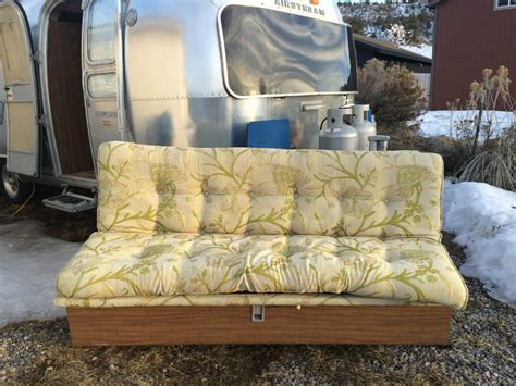 gaucho bed gaucho fold down bed for 1977 airstream landyacht
