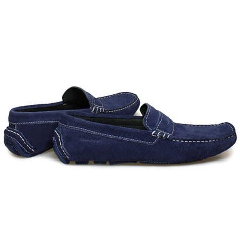 navy mens loafers gant joyrider navy suede loafers mens flats size 7 10 ebay