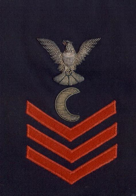 boatswain and coxswain usn coast guard other sea service s rating badges and