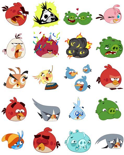 Stiker Nama Transformer Taz Mania angry birds stickers