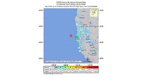 Northern California Mba by No Tsunami Threat For Australia Following California