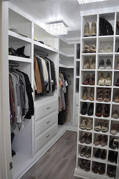 best 25 diy walk in closet ideas on walk in