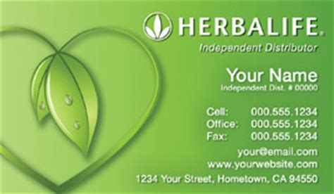 Herbalife Business Cards 1000 Herbalife Business Card 59 99 Herbalife Flyer Template